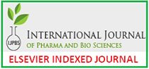 International Journal of Pharma and Bio Sciences -IJPBS
