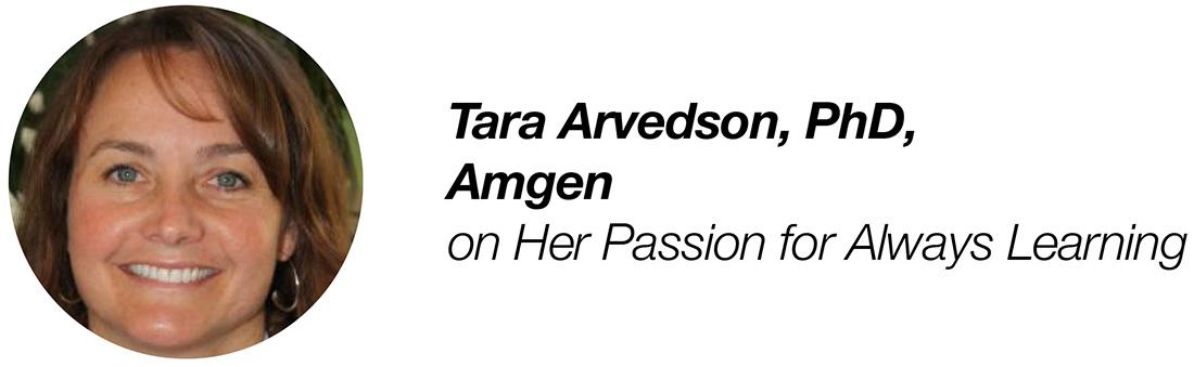 Tara Arvedson