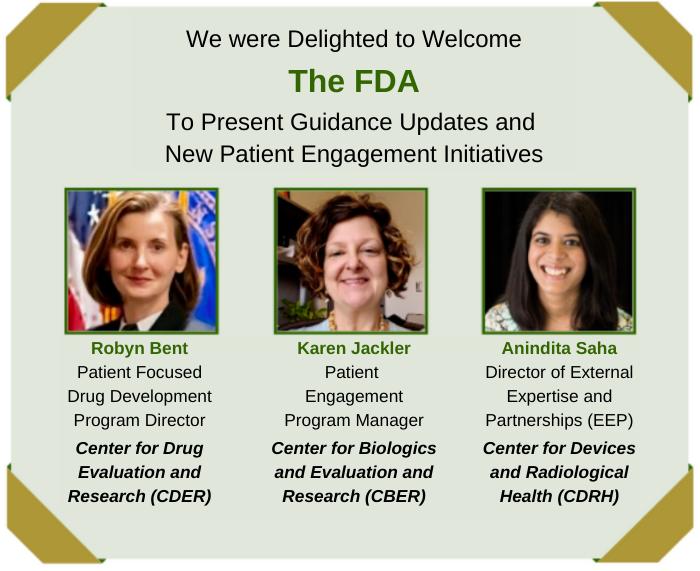 FDA Participants 2020