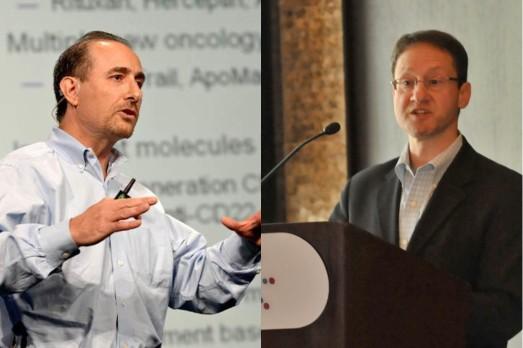CMOE Slider - David Schenkein and Kenneth Getz