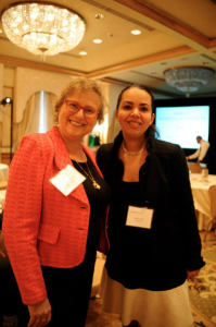 Roslyn Schneider, MD, Global Patient Affairs Lead, Pfizer Medical, Pfizer & Sarah Krüg, CEO / Executive Director, CANCER101 / Society for Participatory Medicine